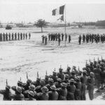 Le Bataillon à Fort-Dix (New Jersey)