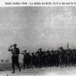 Mai - juin 1944 : Campagne d'Italie