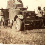 Juin 41 - Une A.M Vichyste sur la route de Deraa - Fonds H. Fercocq