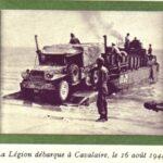 Débarquement de Provence - 13 DBLE