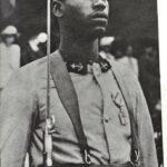 Dominique KOSSEYO, 1e africain Compagnon de la Libération