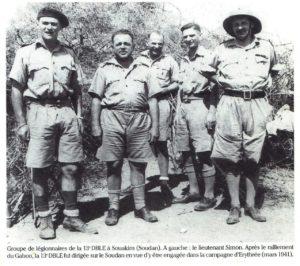 Au Soudan Anglo-Egyptien, juste avant la Campagne d'Erythrée