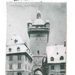 Sélestat 01 au 05/01/1945