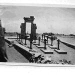 Lybie, février 1942 : Cimetière allemand