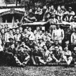 Le Bataillon médical à Ronchamp
