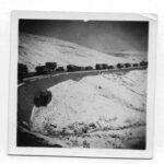 Monts du Liban sous la neige