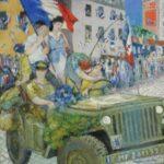 La Libération de Lyon par Marc MONKOWICKI, Ancien du BM XI
