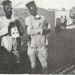La cithare primitive en usage au Tchad