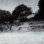 Le 1er RA débarque le 17 août 1944 sur la plage de Cavalaire