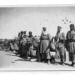 Troupes bédouines vichystes (Plateau de Palmyre, juin 1941)