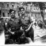 18 juin 1945 : Paris sur les Champs Elysées (Cie des Chambarand)