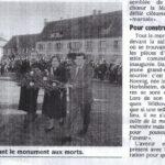 Herbsheim, Il y a soixante ans - 1995