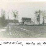 Riedmuhl : Moulin du Ried