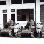 1940 : Cameroun (Chars)