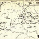 Opérations de la 13 DBLE dans le secteur de l'Authion