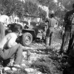4 juin 45 à Nice : la DFL logée dans le lit du Paillon à sec