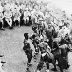 1941 : Traversée du BM 2 jusqu'en Palestine