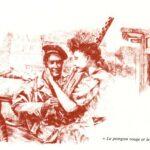Le pompon rouge et la fille