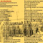 Chanson écrite en 2006 par les élèves du Lycée Saint James (Martinique) en hommage aux dissidents