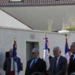 de droite à gauche : Gérard CHEDEVILLE et François BROCHE