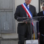 allocution de Patrick OLLIER Député-Maire
