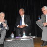 La conférence à la médiathèque Jacques Baumel